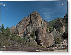Machete Ridge Lighter Acrylic Print