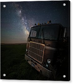 Acrylic Print featuring the photograph Mack by Aaron J Groen