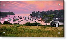 Mackerel Cove Acrylic Print