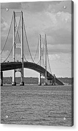 Mackinac Bridge 6111 Acrylic Print