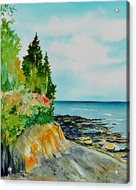 Mackworth Island Maine  Acrylic Print