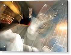 Macus 2 Acrylic Print by Jez C Self
