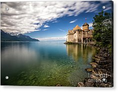 Made In Switzerland Acrylic Print by Giuseppe Torre