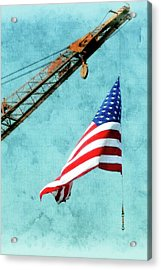 Made In The Usa  Acrylic Print