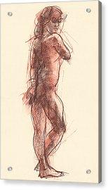 Madeleine Acrylic Print