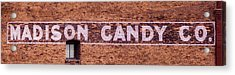 Madison Candy Co. Sign- Madison, Wi Acrylic Print by Steven Ralser