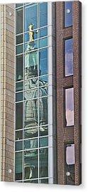 Madison - Capitol Reflection Acrylic Print