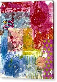 Magali Acrylic Print