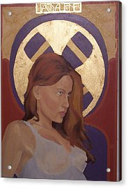 Magdalene Acrylic Print