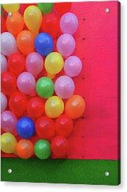 Magic Bubbles Acrylic Print