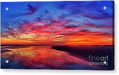 Magic Hour Acrylic Print