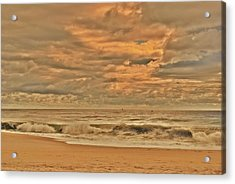 Magic In The Air - Jersey Shore Acrylic Print