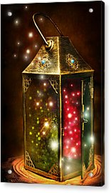 Magic Lantern Acrylic Print