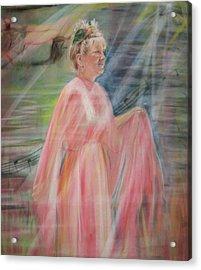 Magic Mother Nature Acrylic Print