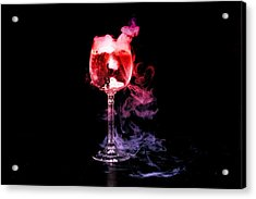 Magic Potion Acrylic Print by Alexander Butler