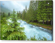 Magic Acrylic Print