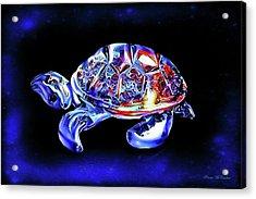 Magic Turtle Acrylic Print