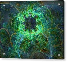 Magic Acrylic Print by William Wright