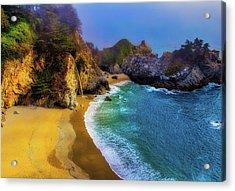 Magical Bay Acrylic Print