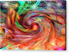 Magical Energy Acrylic Print