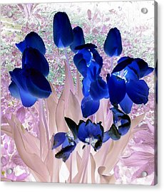 Magical Flower I I Acrylic Print