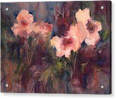 Magical Garden Acrylic Print