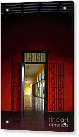 Magical Merida Door Acrylic Print