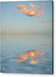 Magical Moment Acrylic Print by Jerry McElroy