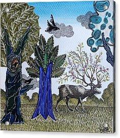 Magical Nature Acrylic Print