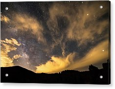 Magical Night Acrylic Print by James BO Insogna