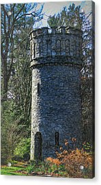 Magical Tower Acrylic Print by Patrice Zinck