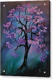 Magical Tree                  66 Acrylic Print