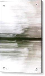 Magna Bay Storm Acrylic Print