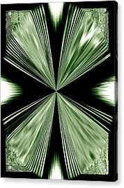 Magnetism Acrylic Print by Will Borden
