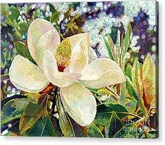 Magnolia Melody Acrylic Print