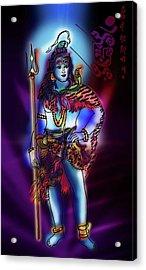 Maheshvara Sadashiva Acrylic Print