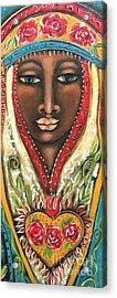 Maia Acrylic Print by Maya Telford