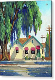 Maily House - Eagle, Idaho Acrylic Print