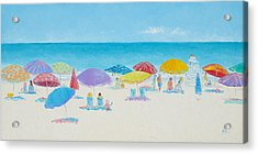 Main Beach East Hampton  Acrylic Print