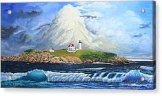 Main Lighthouse Acrylic Print