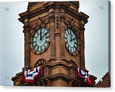 Main Street Station Acrylic Print