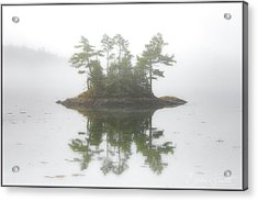 Maine Morning Acrylic Print