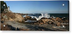 Maines' Rocky Coast Acrylic Print
