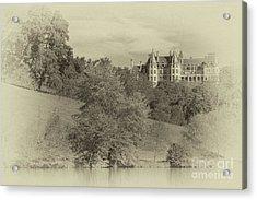 Majestic Biltmore Estate Acrylic Print