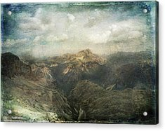 Majestic Dolomites Acrylic Print