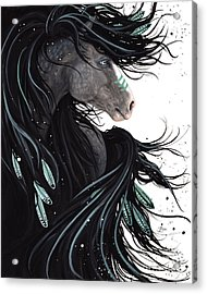 Majestic Dream Horse #138 Acrylic Print