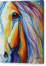 Majestic Equine 2016 Acrylic Print