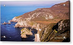 Majestic Glenlough - County Donegal, Ireland Acrylic Print