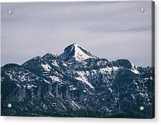 Majestic Morning On Pagosa Peak Acrylic Print