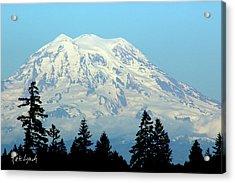 Majestic Mountain Acrylic Print